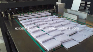 Soft Cover Notebook Making Machine pictures & photos