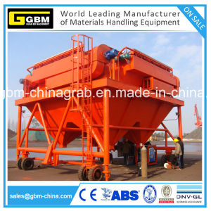 50 M3 Cement Mobile Hopper for Bulk Cargo pictures & photos