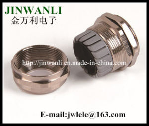 Brass Material Water Resistant Cable Gland for Electrical Equipments pictures & photos
