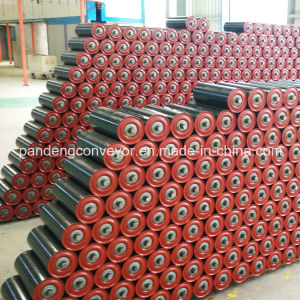 Cement Industry Conveyor Roller with Painting