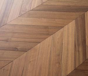 Chevron Parquet Wood Flooring