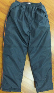 Polyester Waterproof Winter Work Pant Warm Trousers (IC33)