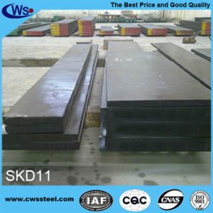 Competitive Price for 1.2379 Cold Work Mould Steel