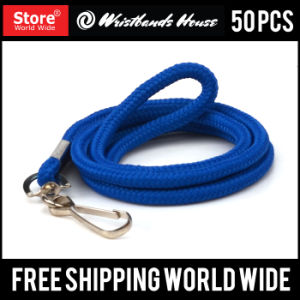Cheap Custom Tubular Lanyards pictures & photos