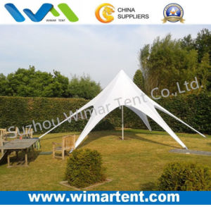 Wimar 10m Starshade Canopy with Aluminum Poles & China Wimar 10m Starshade Canopy with Aluminum Poles - China Star ...