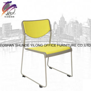 china chrome frame visitor chair modern chrome office chair china