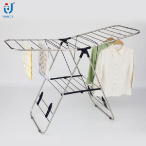 Stainless Steel Multi-Purpose Flexible Coat Hanger pictures & photos