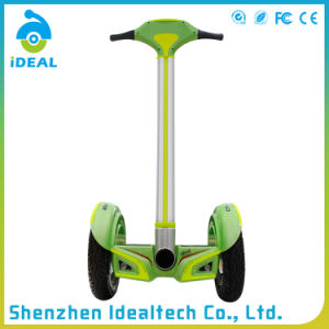 18km/H 19 Inch 2 Wheel Balancing Electric Mobility Scooter