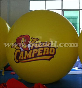 2m Diameter Sphercial Inflatable Helium Balloon for Advertising K7068 pictures & photos