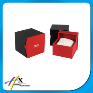 Personalized Paper Watch Packaging Gift Box with Pillow pictures & photos