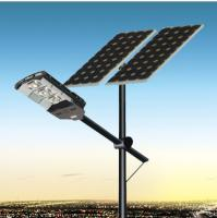 Integrated 90W LED Solar Street Light with Battery Solar Panel pictures & photos