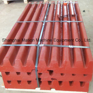 Customized Jaw Crusher Jaw Plate
