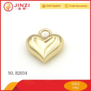 Die Casting Metal Parts Fashion Bags Ornament in Guangzhou pictures & photos