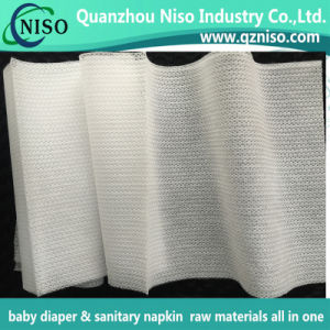 2017 3D Perforated Hydrophilic Nonwoven for Diaper and Sanitary pictures & photos
