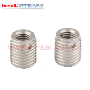 L3070 Self Threading Stainless Steel Thread Inserts for Metal pictures & photos