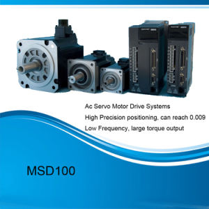 High Speed 3 Phase Accurate Speed Control Servo Motor Drive