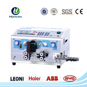 Automatic Copper Wire Stripping and Cutting Machine with SGS