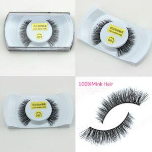3d38442fae2 China 3D False Eyelashes 100% MINK HAIR #1-#18 Hand Made - China ...