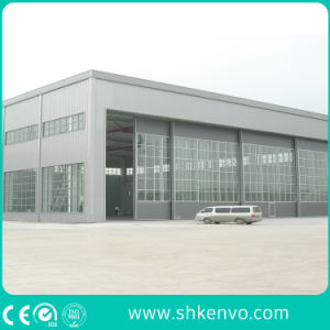 PU-Panel Automatic Sliding Aircraft Hangar Door pictures & photos