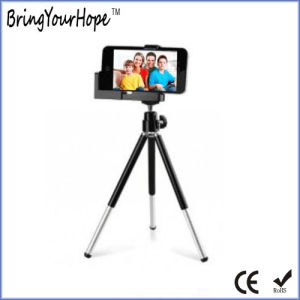 Mini Phone Camera Tripod with Phone Clamp (XH-BS-007) pictures & photos