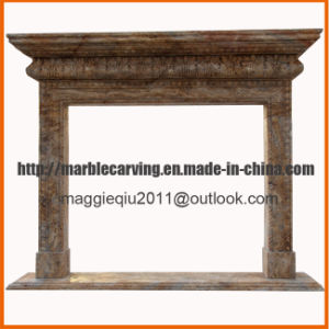 Simple Fireplace Mantel Mf1728 pictures & photos