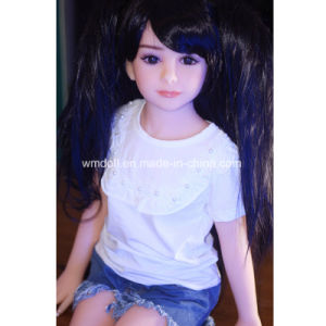 Real Life Japanese Silicone Sex Doll 100cm with En71 Certificate pictures & photos