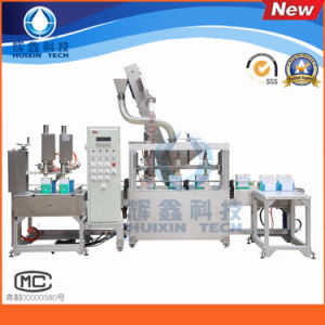 Fully Automatic Filling Line/Filling Capping Machine in Line