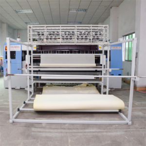 Yuxing 1200rmp Shuttleless Quilting Machine for Mattress pictures & photos