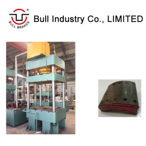 Brake Lining Machine of High Production Rate Hot Press with Turn Key Project pictures & photos