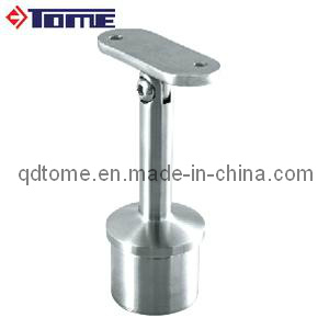 Stainless Steel Adjustable Handrail Support Flat-Tube pictures & photos