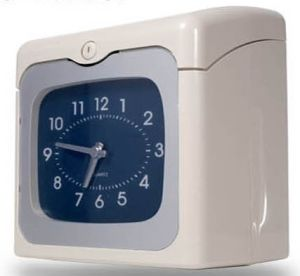 2014 new design puch time card clock s 880p - Time Card Clock
