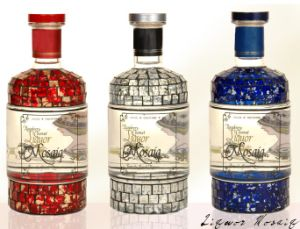 Special Decor on Glass Bottles (HR161_750)