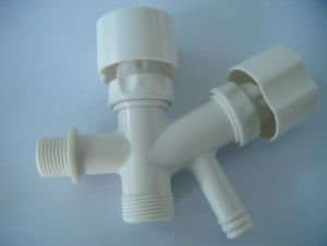 Plastic Washing Machine Tap pictures & photos