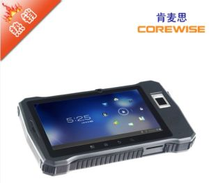 Industrial Android Handheld Tablet PC with 1d or 2D Barcode Scanner and Hf UHF RFID Reader Writer