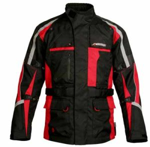 600d Motorcycle Jacket Reflective Waterproof (MBF-10005J) pictures & photos
