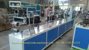 "PVC ""U"" Type Edge Banding Making Machine"