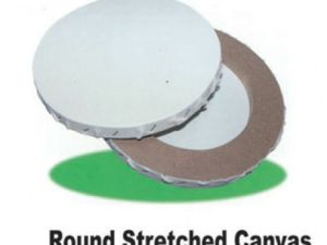 Round Stretched Canvas pictures & photos