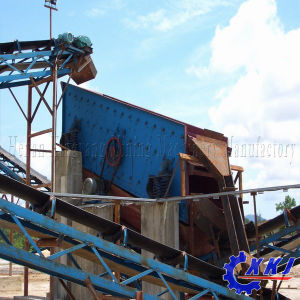 Horizontal Vibrating Screen with Low Consumption pictures & photos