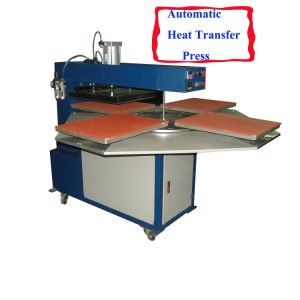 4 Station Automatic Sublimation Heat Transfer Press Machine pictures & photos