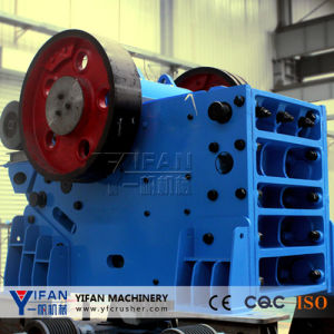 Good Performance and Low Price Building Material Jaw Crusher pictures & photos