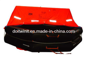 KHA Throw-Over Type Inflatable Life Raft pictures & photos