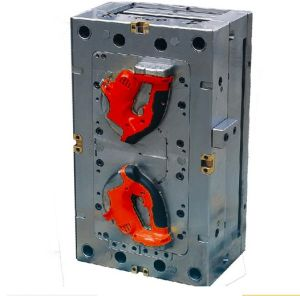 Plastic Injection Mould for TPR Electrical Tools pictures & photos