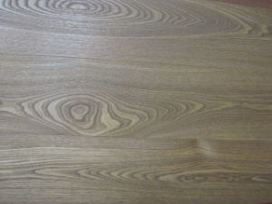 Elm Flooring Brushed and Stained