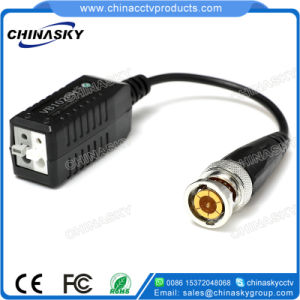 Screwless CCTV UTP Video Balun for HD and Analog Cameras (VB102pH) pictures & photos