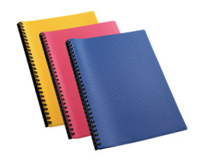 File Folder, 20 Pockets Folder, Display Book, File Bag, Document Bag (FY-27)