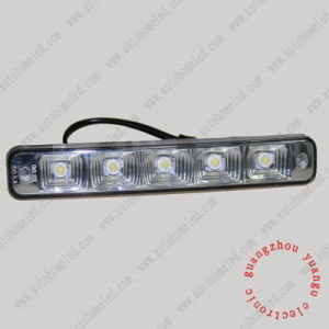 China Daytime Running Light Waterproof High Power Led Drl 5x1w For