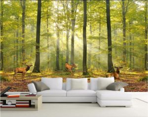 graphic regarding Printable Wallpapers known as China Wholesale Printable Substantial Sizing Wall Mural Innovative