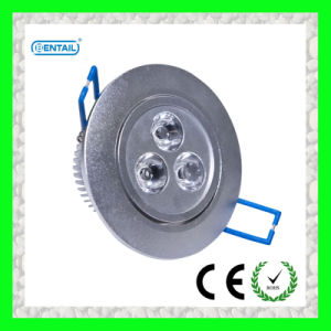 3*W Aluminum Alloy LED Ceiling Light (BTCL-61004)