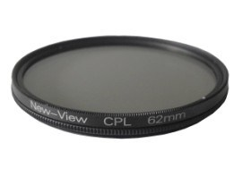 New-View 62mm Cpl Filter