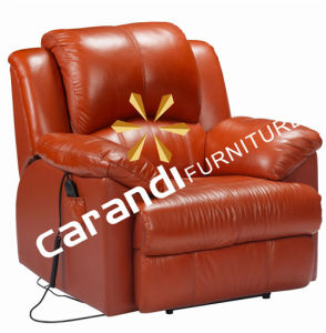 China Super Soft Eletric Recliner Sofa (Rd5802)